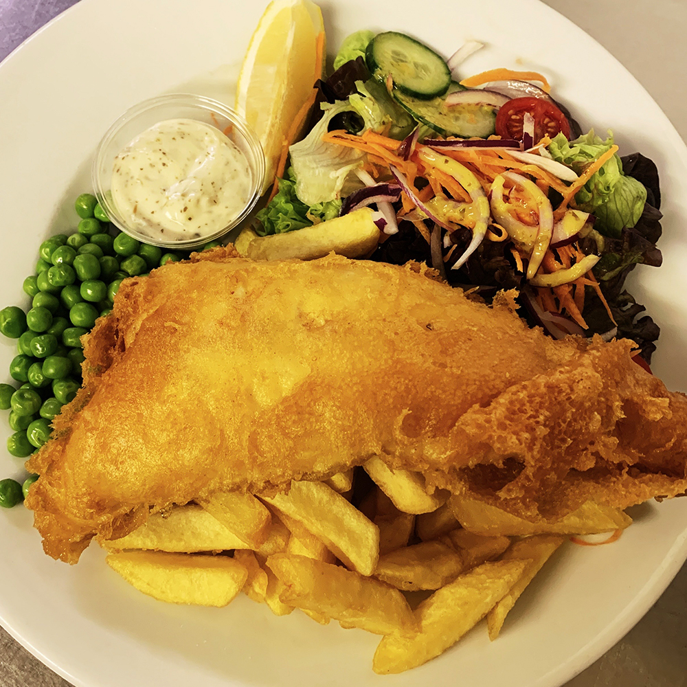 Fish n chips charing